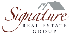 ADRIANA PEREYRA Signature Real Estate Group Logo
